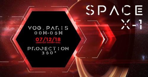 Vog.Paris : Space X mission 1
