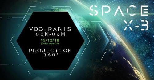 Vog.Paris : Space X mission 3