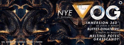 NEW YEAR'S EVE - VOG Paris